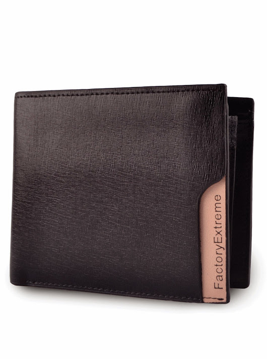 Celebrity Influence of Leather Wallets for Men