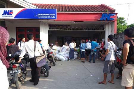 Cara Cek Resi JNE Kiriman Dari Makassar