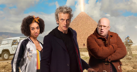 "Promo Images - Series 10. Episode 7 - ""The Pyramid at the End of the World"""