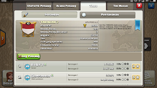 Clan TARAKAN 2 vs EDAN3, TARAKAN 2 Win