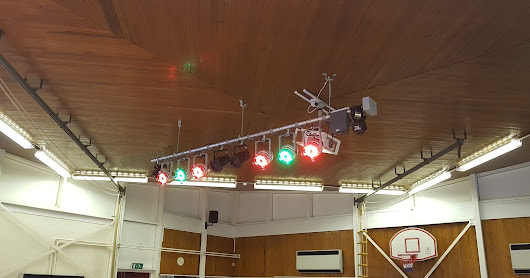 Stage Lighting Installations Wakefield