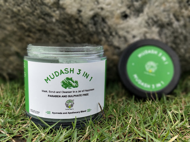 Greenberry Organics - Mudash 3 In 1 , Review image