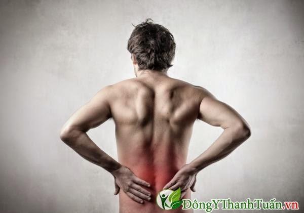 Triệu chứng thoái hóa khớp cột sống lưng