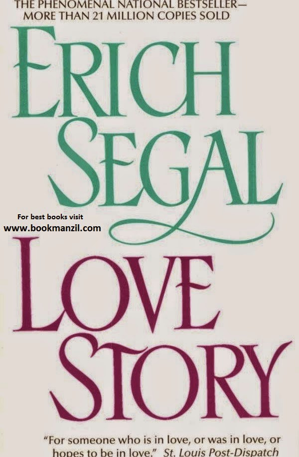 ERICH SEGAL LOVE STORY EBOOK EBOOK