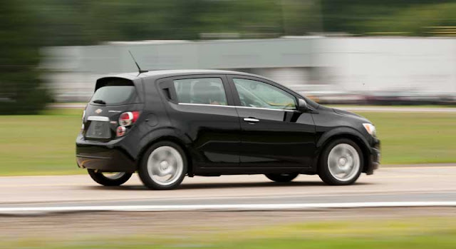 2012 Chevrolet Sonic handles very well and is the classic hot hatch recipe - Subcompact Culture