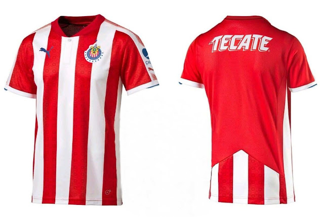 a9fe91f82 Chivas y su jersey edición especial para Mundial de Clubes - Futbol ...