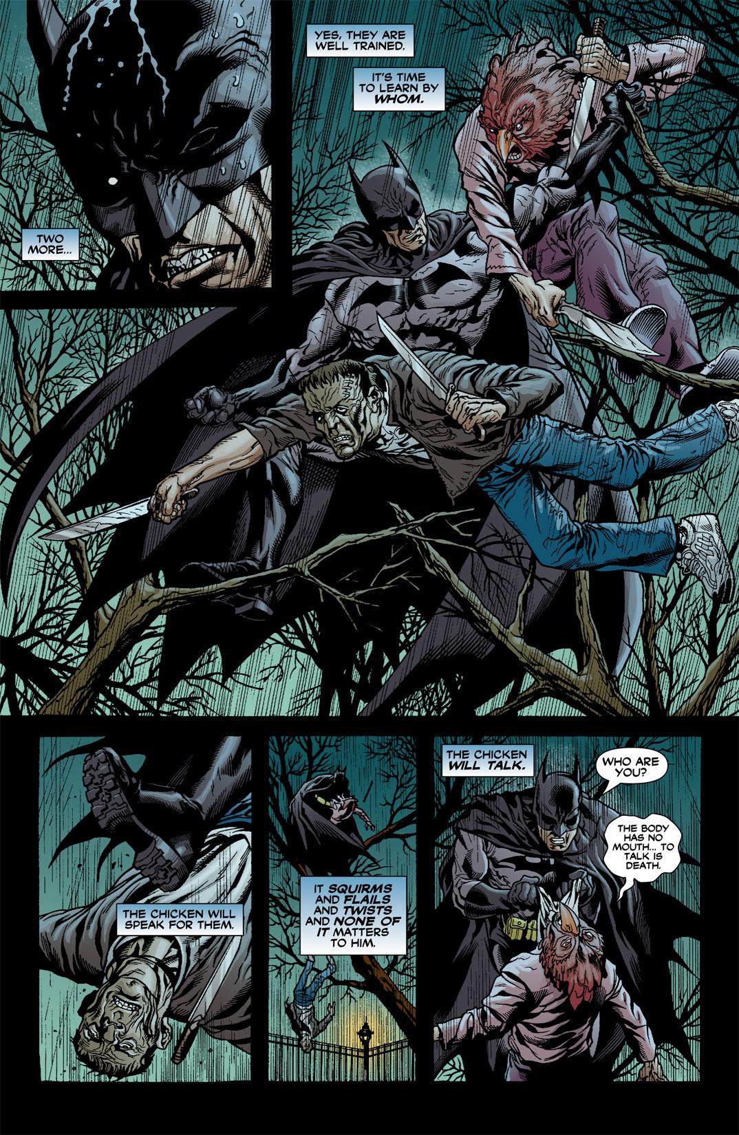 Detective Comics (1937) 805 Page 5