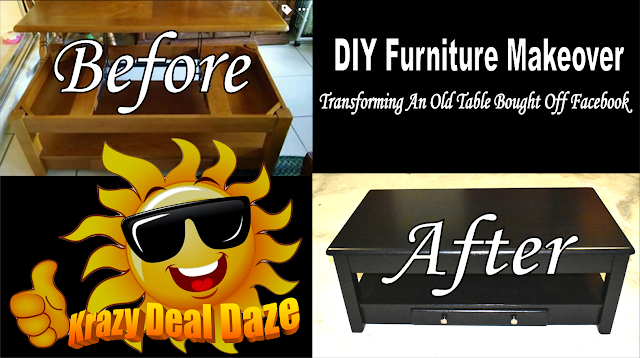 Old Furniture Made New Again