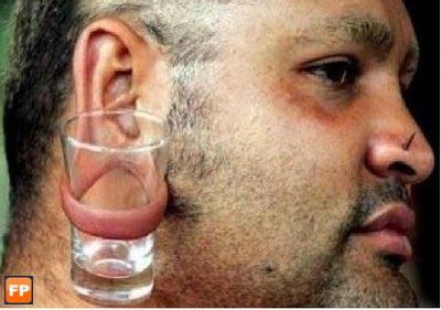 objetos en las orejas · conlosochosentidos.es