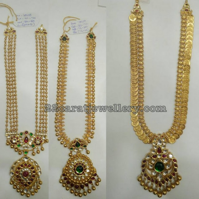 Simple Gold Long Sets 50 Grams