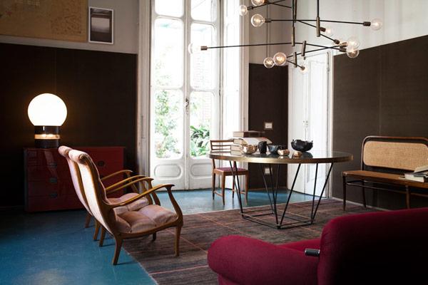 Italienisches Design mit mehr Eleganz beim Einrichten und Wohnen