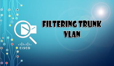 Filtering Trunk VLAN