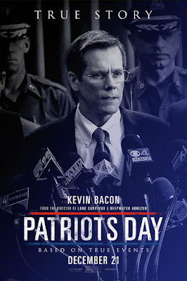 Patriots Day Kevin Bacon Poster