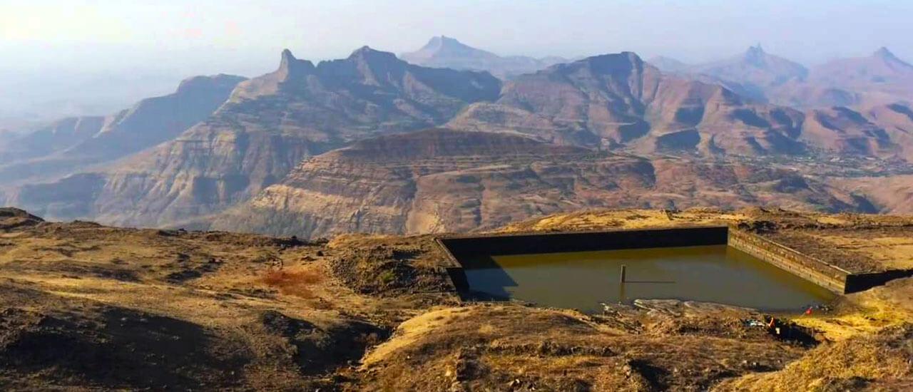 हरगड किल्ला - Hargad Fort