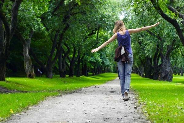 Bí quyết giảm cân trong 1 tuần nhờ đi bộ đúng cách