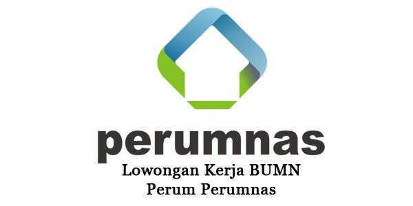 PERUMNAS : STAFF PROFESIONAL (D3,S1,S2) - BUMN, INDONESIA