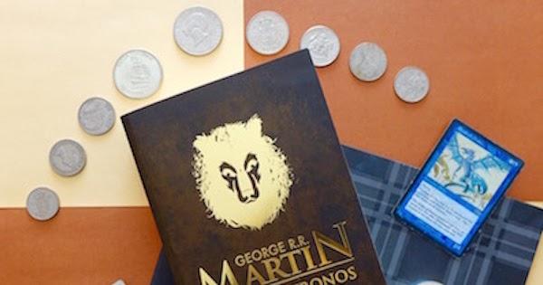Elige un libro: ¿En qué ORDEN leer Juego de Tronos? 2019