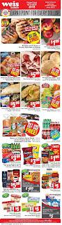 ⭐ Weis Markets Flyer 9/26/19 ✅ Weis Markets Weekly Ad September 26 2019
