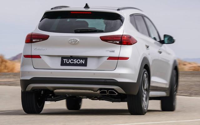 Hyundai New Tucson 2019