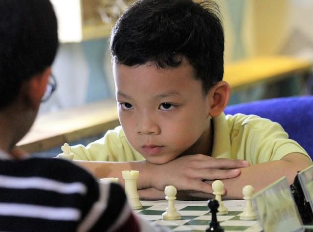 Lớp học cờ vua cho trẻ tại quận 8 tp HCM