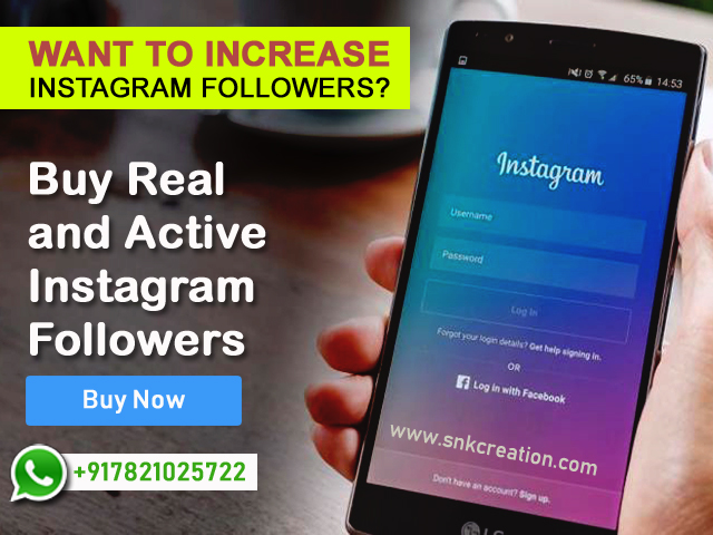 buy instagram followers in kolkata