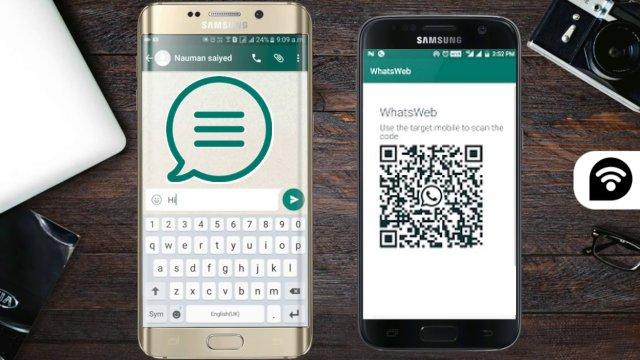 Cara Menggunakan Whatsapp Web apk di HP Android