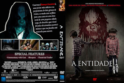 Filme A Entidade 2 DVD Capa