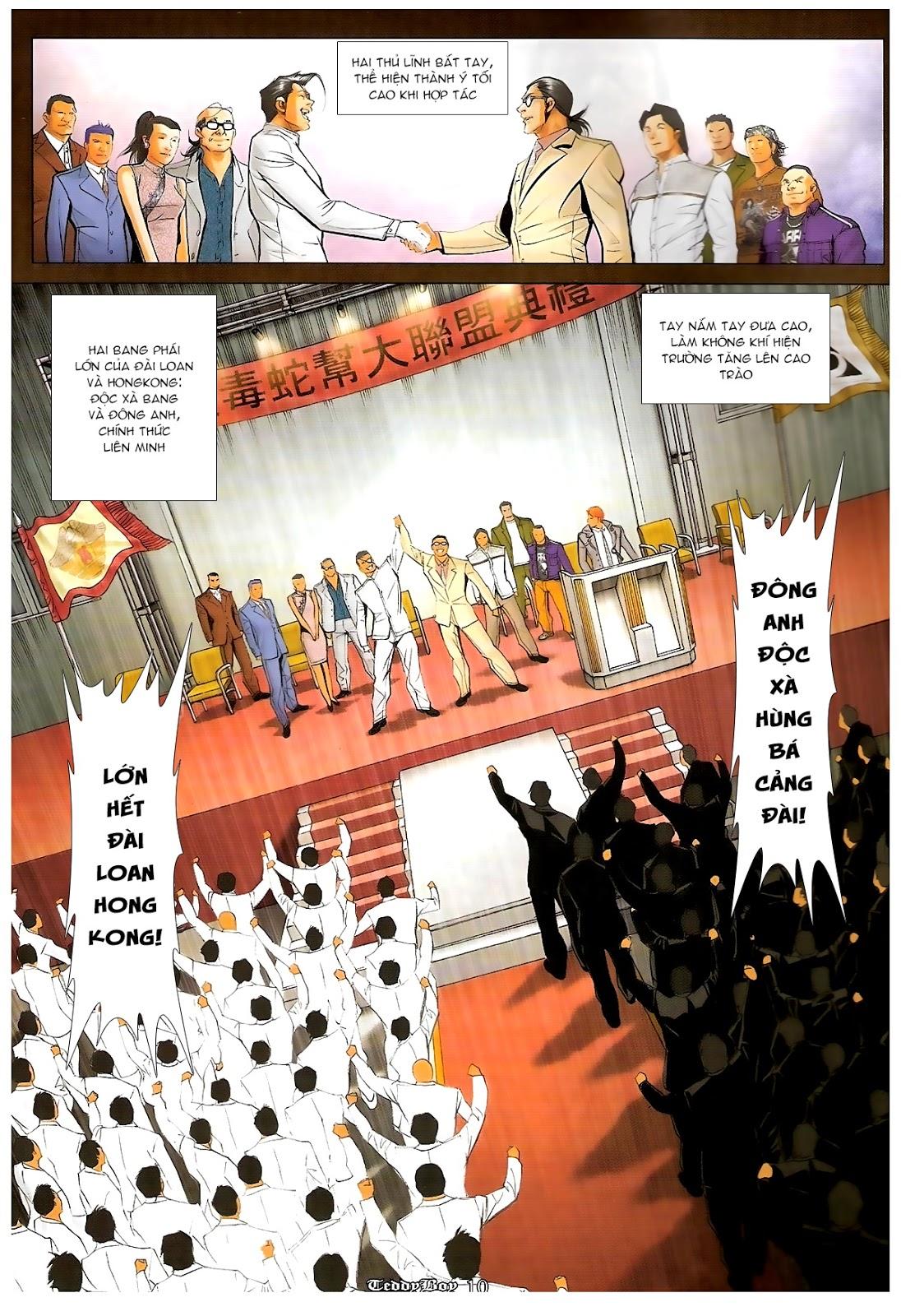 Người Trong Giang Hồ - Chapter 1218: 1 vs 1000 - Pic 9