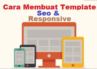 Template Blog Seo Responsive