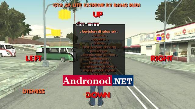 GTA SA Extreme with DYOM & Cleomod Naruto by Bang Rudi