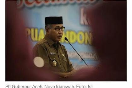 Nova: Gubernur Hana Wewenang Cabot Izin, Ka Seip Aksi, Ta Mita Cara Laen