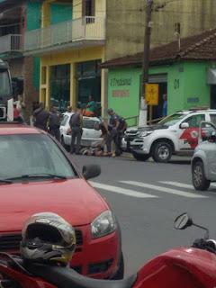 Polícia Militar prende criminosos que fizeram arrastão em área rural de Pariquera-açú e Registro-SP