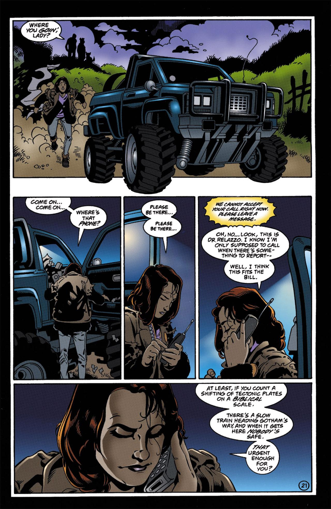 Detective Comics (1937) 719 Page 21