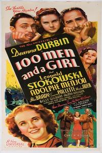 Watch One Hundred Men and a Girl Online Free in HD