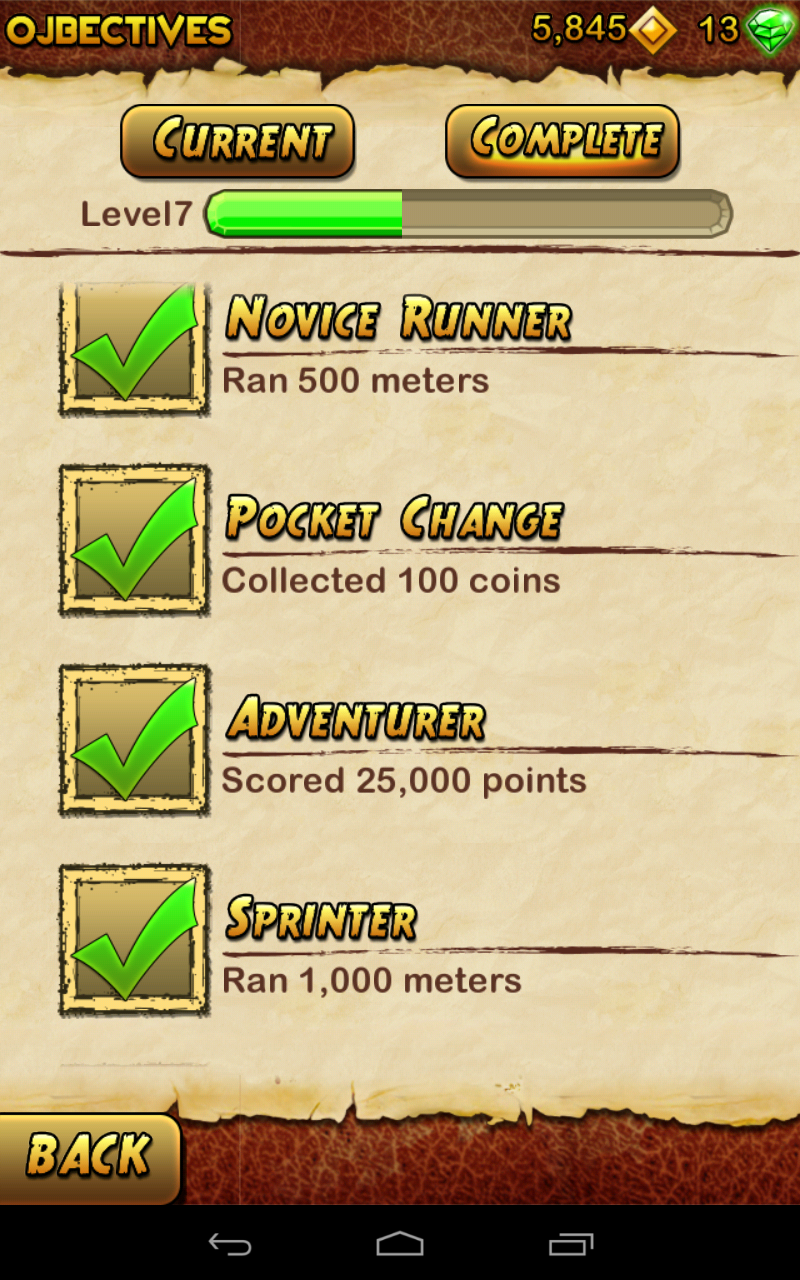 Temple Run 2 Guide: Levels and Objectives