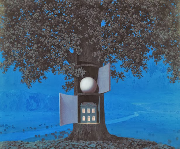 pintores surrealistas magritte