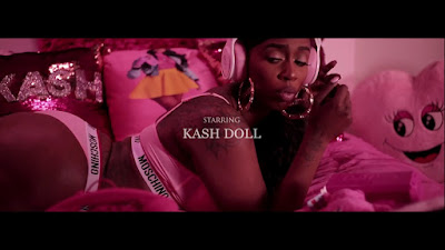 """Kash Doll - """"For Everybody"""" Video {Prod. By Blasian Beats} www.hiphopondeck.com"""