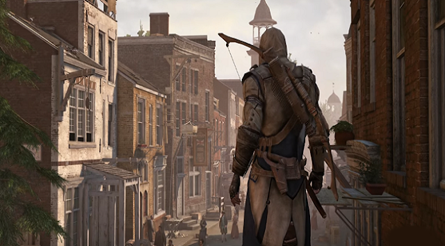 Assassin's Creed III Remastered PC Game Download