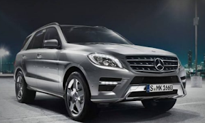 2017 Mercedes SUV ML350 News