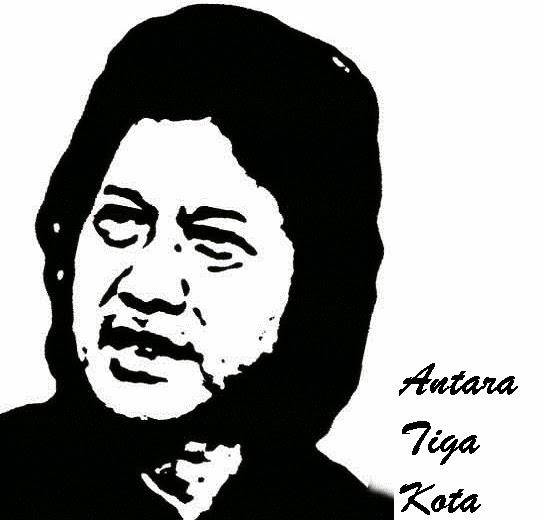 Puisi Emha Ainun Najib – Antara tiga kota – puisi dan syair Indonesia