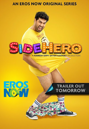 Poster Of SideHero - An Eros Now Original 2018 Watch Online Free Download