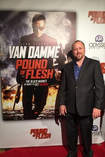 Joshua James. Director of Pound Of Flesh