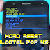 Desbloquear \ Hard reset Alcatel POP 4S