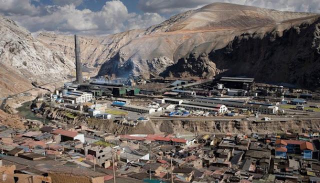 Inilah Enam Tempat Di Dunia Dengan Tingkat Polusi Paling Tinggi