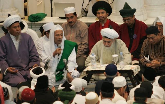 Habib Luthfi bin yahya akan Undang Para Ulama Sufi dari 70 Negara