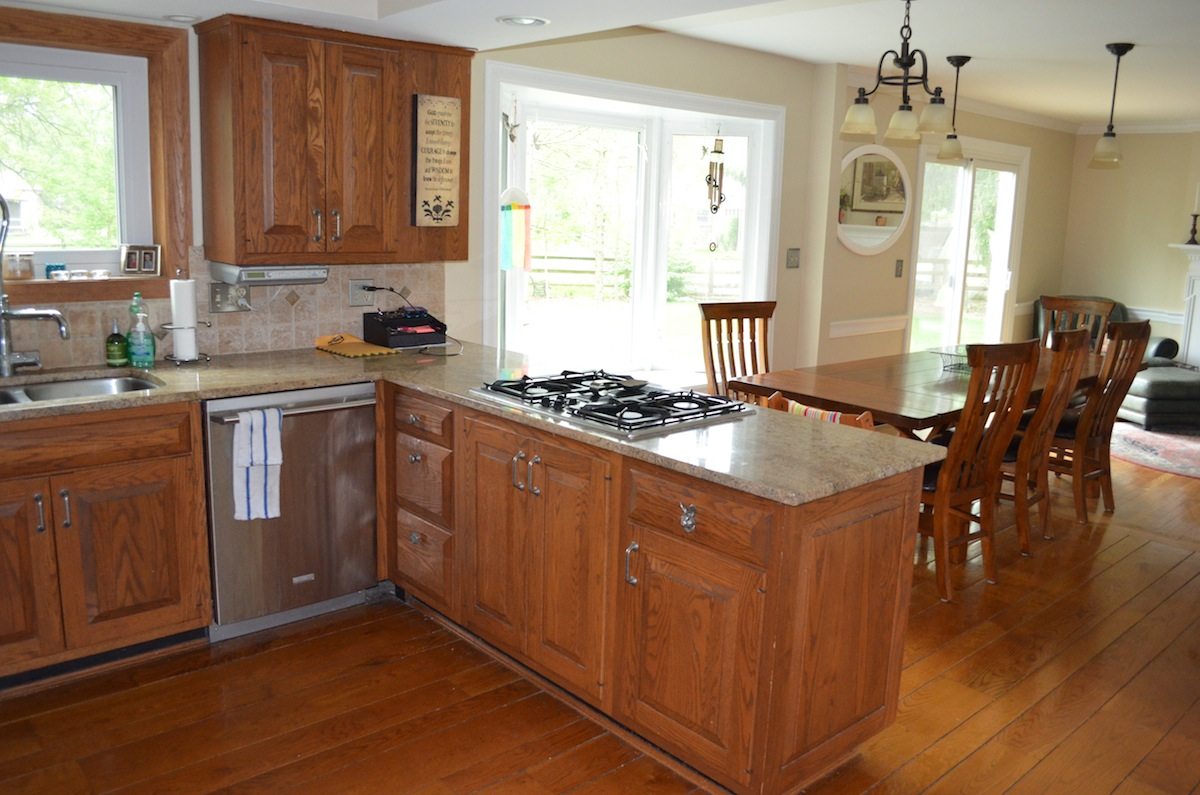 Budgeting For A Kitchen Remodel: Four Seasons Style: The NEW Kitchen