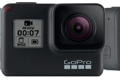 Daftar Harga Kamera GoPro Hero Paling Murah Terbaru 2020
