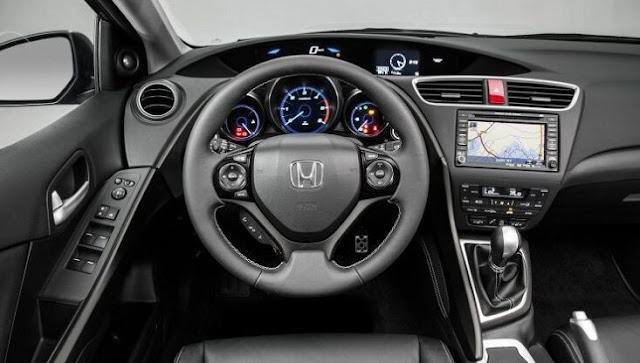 2018 HONDA CIVIC SI Interior
