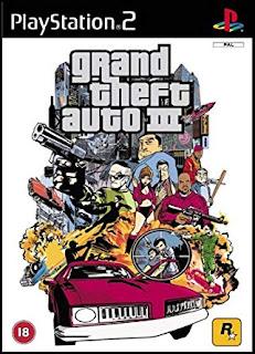 Grand Theft Auto III PS2 Lengkap