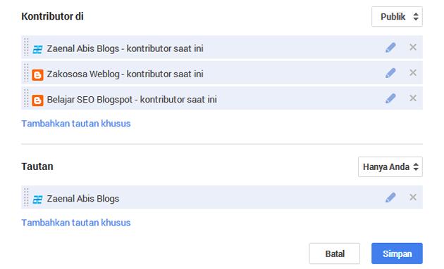 Cara Agar Blog Memiliki Author Authority Google Plus